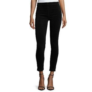 NWT Tory Burch Corduroy Billet Leggings Sz. 24